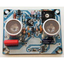 B214 Ultrasonic proximity sensor