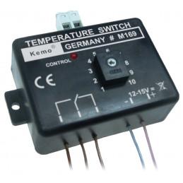 M169 Temperature switch-thermostat 12V - Module