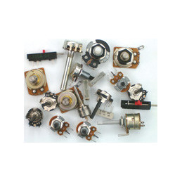S004 Potentiometers approx 20 pieces