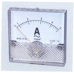Panel Meter - Ammeter 30A AC