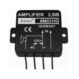 M031N Universal amplifier 3,5W