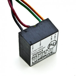 Wired BuckPuck 350mA DC LED Driver 3023-D-N-350