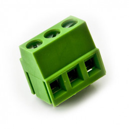 CMM5HQ-3 PCB Terminal Block 3 Screw 5mm Pitch