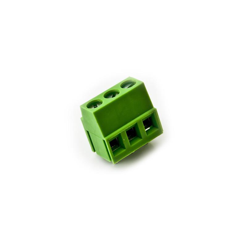 CMM5HQ-3 PCB Terminal Block 3 Screw 5mm Pitch