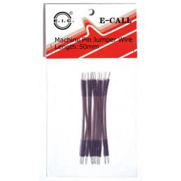 Machine Pin Jumper Wire Set 50mm 10 Pack
