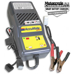 AccuMate 6-12 Lead Acid Battery Charger - Fully Automatic 6/12V