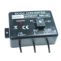 M015N Transformer Adjustable 6-28V DC 1.5A