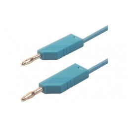 Test Lead 1.5M Silicon Blue