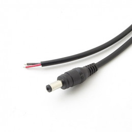 DC Jack 2.1mm With Wire