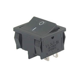 Rocker Switch 4 PIN DPST