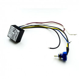Wired BuckPuck 700mA DC LED Driver 3023-D-E-700P With Pot