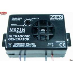 M071 Ultrasonic vermin banisher