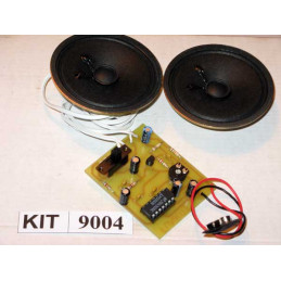 2W IC Intercom KIT