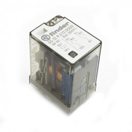 55.12 Relay 2RT 10A/12VDC
