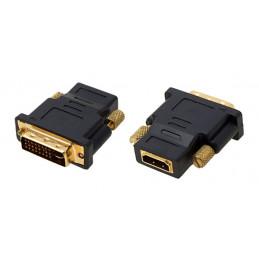 DVI male to HDMI female Connector