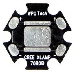 Aluminum Heatsink for Cree LED Emitters