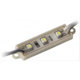 LED Module 3 x 3528 Chip LEDS - White 12V
