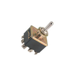 Chily Toggle Switch 7033 3PDT - On-Off-On