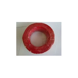 Panel Flex Wire 0.5mm Red 100 metre Roll