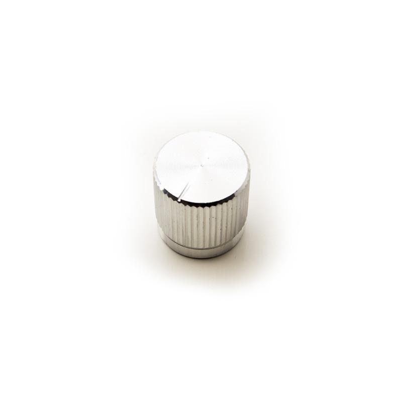 Knob Aluminum Insert type S87313 Silver 16mm