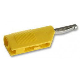 BSB20K Banana Plug Stackable - Yellow