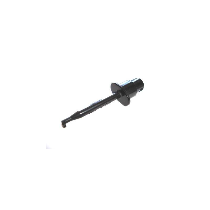 K268C Test Probe Hook Clip Black Large 92mm