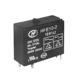 Relay HFE10-1/12-ZST-2 DUAL LATCHING 12V 40A