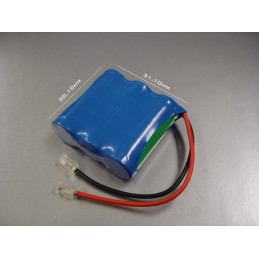 Cordless Phone Battery Pack MIMH 2/3 AAA 3.6V 300mAh