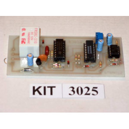 Voltage Drop Alarm For Cars 3025