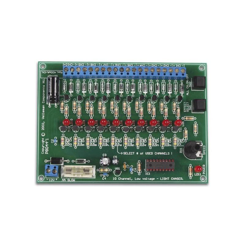 K8044 12V 10-channel light effect generator