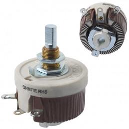 Rheostat WireWound 50 OHM 50W 1A