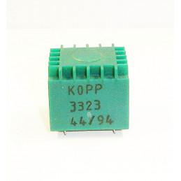 Transformer 12VAC X 2 1.5VA INPUT 220VAC PCB