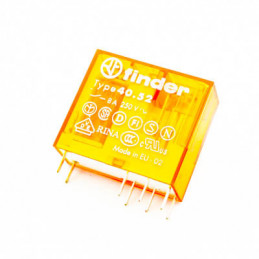 40.52 Relay 220V AC DPDT 8 PIN