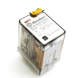 55-34 Relay 24V AC 4PDT 14 PIN