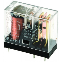 G2R-1 Relay 5 PIN SPDT 3.5MM PITCH