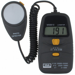 Light Meter 200-50000 LUX