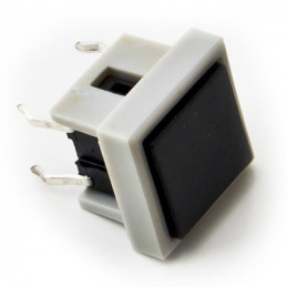 B1736AC Tactile Switch Square Black