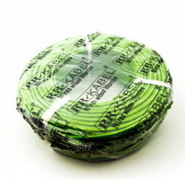 Panel Flex Wire 1mm Green 100 metre Roll