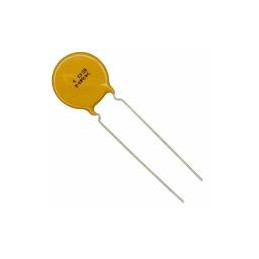 Monolithic capacitor 10nf 0.01mfd 2KV 7.5mm