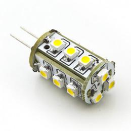 G4 LED Lamp 15 SMD 3528 Warm White 12V