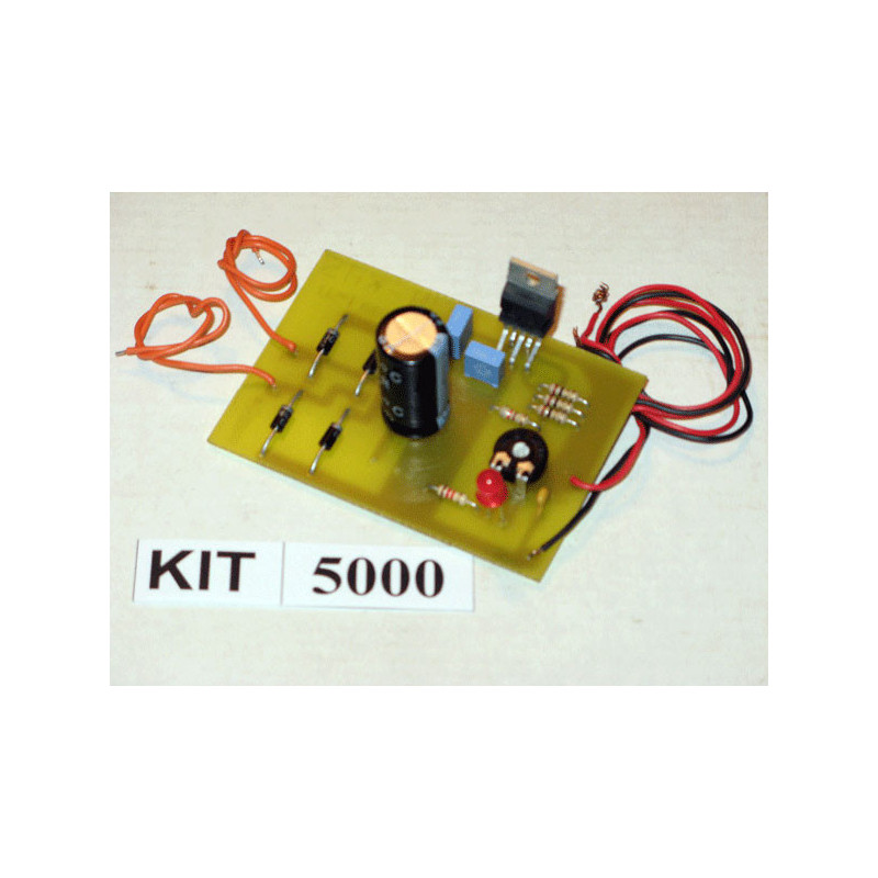 L200 Power Supply 5000