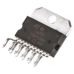 L6203 Full Bridge Motor Driver 11-Pin MULTIWATT V