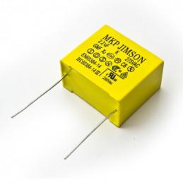 Capacitor 2.2MF 275VAC 27MM X2