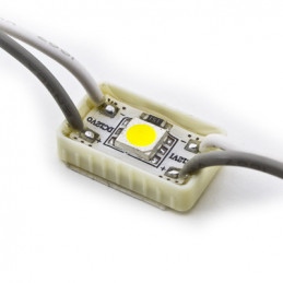 LED Module 1 x 5050 Chip LEDS - White 12V