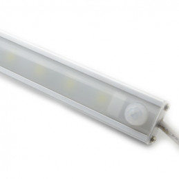 Lumeno LED Module 18 LED Aluminium strip With motion sensor 12V