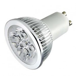 GU10 4W LED Downlight - Warm White 220VAC