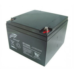 Lead Acid Battery 12V 26AHR 166x175x125