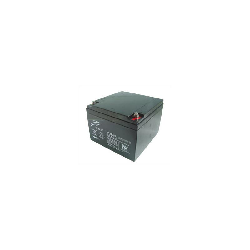 Lead Acid Battery 12V 26AHR 166x175x125