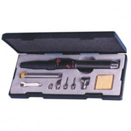 Gas Soldering Iron Kit with Accessories
