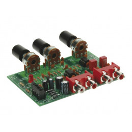 K8084 Volume and tone control - preamplifier